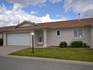 Main Photo: 73 1950 BRAEVIEW PLACE in : Aberdeen Townhouse for sale (Kamloops)  : MLS®# 146777