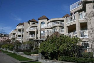 "Main Photo: 312 519 TWELFTH Street in New Westminster: Uptown NW Condo for sale in ""Kingsgate House 2"" : MLS®# R2298329"