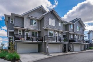 "Main Photo: 40 2855 158 Street in Surrey: Grandview Surrey Townhouse for sale in ""OLIVER"" (South Surrey White Rock)  : MLS®# R2307714"