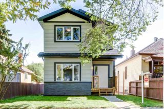 Main Photo: 12143 93 Street in Edmonton: Zone 05 House for sale : MLS®# E4130000