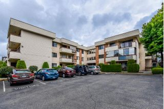 "Main Photo: 206 32885 GEORGE FERGUSON Way in Abbotsford: Central Abbotsford Condo for sale in ""Fairview Manor"" : MLS®# R2308411"