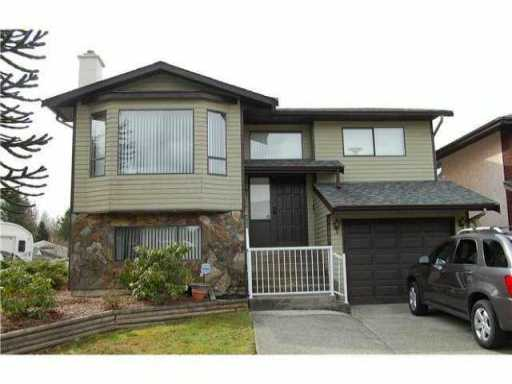 Main Photo: 1160 SHELTER Crescent in Coquitlam: New Horizons House for sale : MLS® # V897479
