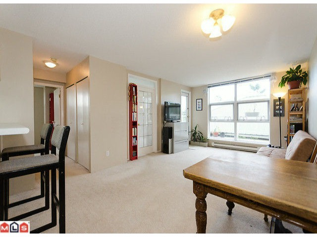 "Main Photo: 503 10523 UNIVERSITY Drive in Surrey: Whalley Condo for sale in ""Grandview Court"" (North Surrey)  : MLS® # F1124694"