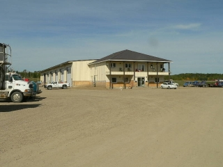Main Photo: 53119 Highway 47: Edson Industrial for lease : MLS® # 27456