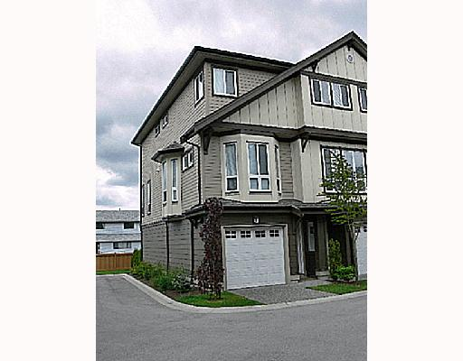Main Photo: 4 160 PEMBINA Street in New Westminster: Queensborough Condo for sale : MLS® # V710706