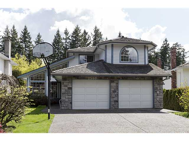 Main Photo: 2560 LATIMER Avenue in Coquitlam: Coquitlam East House for sale : MLS® # V1061326