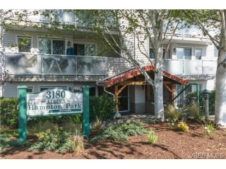 Main Photo: 100 3180 Albina Street in VICTORIA: SW Tillicum Condo Apartment for sale (Saanich West)  : MLS®# 350302
