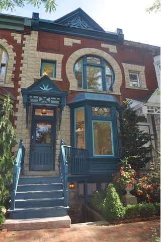 Main Photo: 5217 Blackstone Avenue in CHICAGO: CHI - Hyde Park Single Family Home for sale ()  : MLS(r) # 09056655