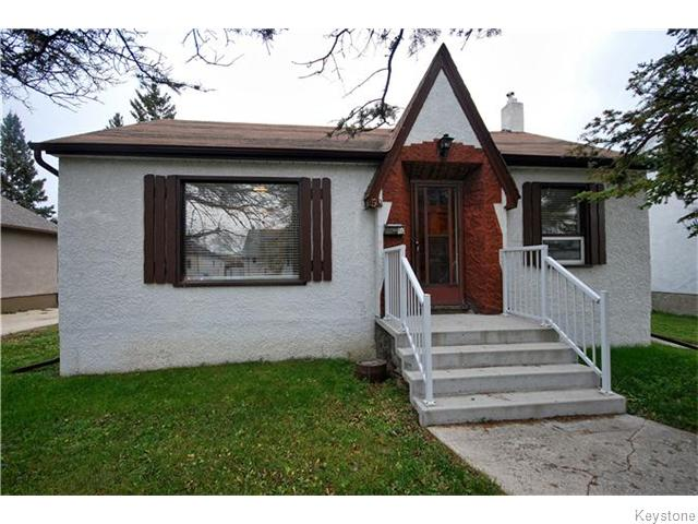 Main Photo: 50 Morier Street in WINNIPEG: St Vital Residential for sale (South East Winnipeg)  : MLS®# 1529985