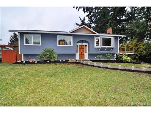Main Photo: 1661 Hillview Avenue in VICTORIA: SE Gordon Head Single Family Detached for sale (Saanich East)  : MLS® # 359261