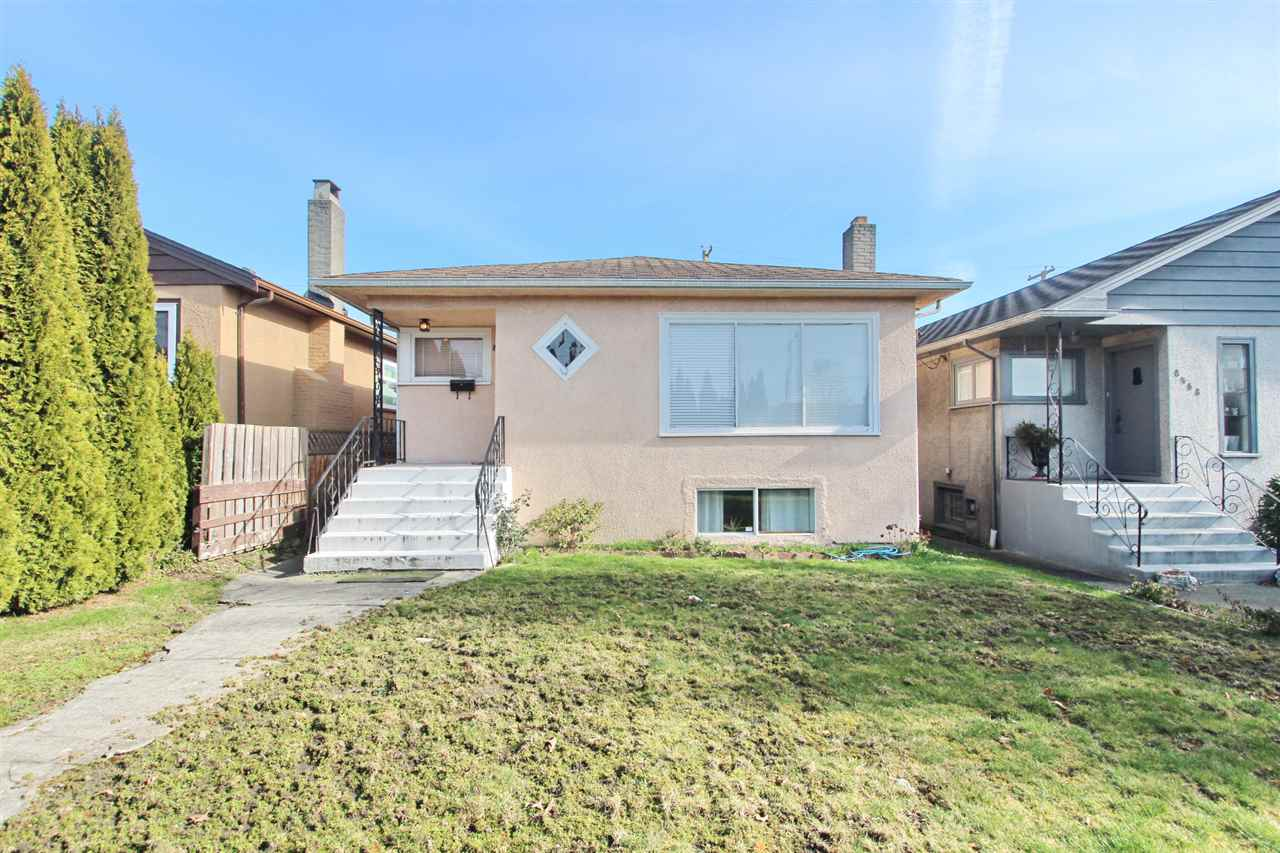 Main Photo: 8456 OAK Street in Vancouver: Marpole House for sale (Vancouver West)  : MLS® # R2038999