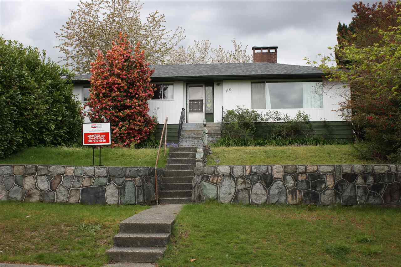 Main Photo: 5913 CHARLES Street in Burnaby: Parkcrest House for sale (Burnaby North)  : MLS® # R2055720