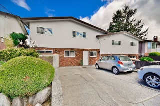 Main Photo: 6941 AUBREY Street in Burnaby: Sperling-Duthie House 1/2 Duplex for sale (Burnaby North)  : MLS® # R2062363