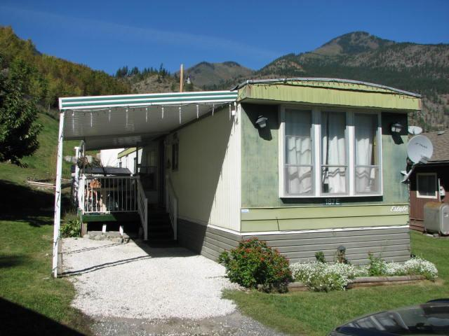 Main Photo: E 187 MOUNTAINVIEW ROAD in : Lillooet Manufactured Home/Prefab for sale (South West)  : MLS®# 137008