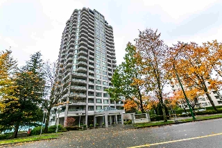 Main Photo: 1300 4825 HAZEL Street in Burnaby: Forest Glen BS Condo for sale (Burnaby South)  : MLS(r) # R2117231