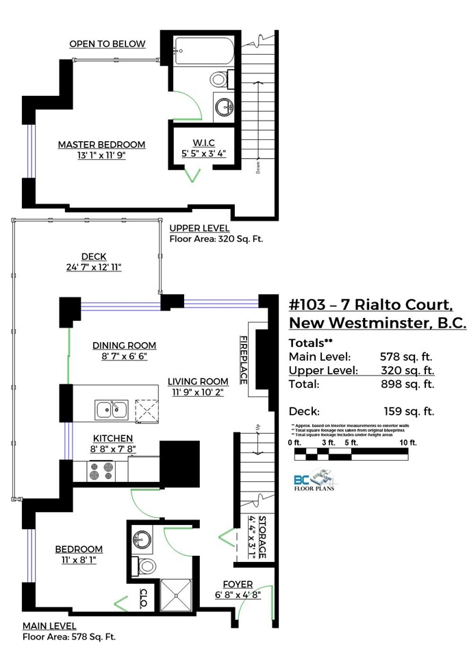 "Photo 16: 103 7 RIALTO Court in New Westminster: Quay Condo for sale in ""MURANO LOFTS"" : MLS® # R2131178"