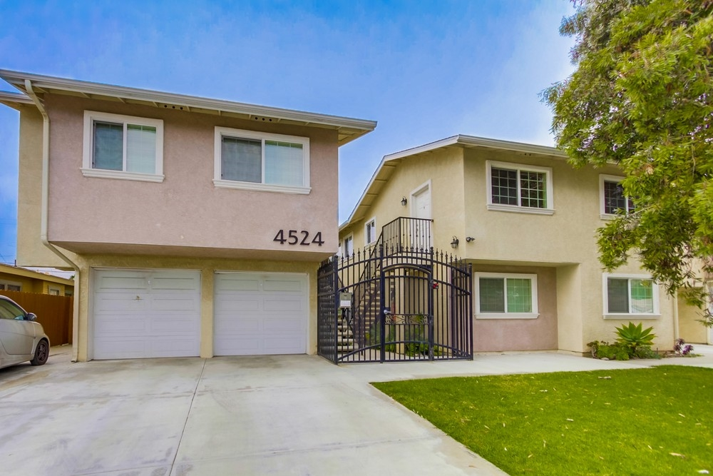 Main Photo: NORMAL HEIGHTS Condo for sale : 2 bedrooms : 4524 Wilson Avenue #203 in San Diego