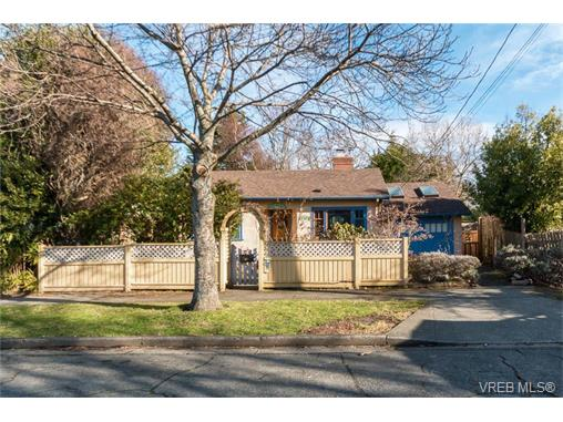 Main Photo: 430 Luxton Avenue in VICTORIA: Vi James Bay Single Family Detached for sale (Victoria)  : MLS(r) # 374422