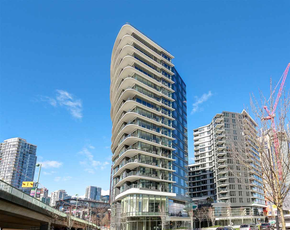 Main Photo: 1925 68 SMITHE Street in Vancouver: Yaletown Condo for sale (Vancouver West)  : MLS(r) # R2148050
