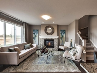 Main Photo: 16714 14 Avenue in Edmonton: Zone 56 House Half Duplex for sale : MLS(r) # E4059502