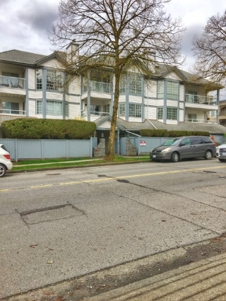 "Main Photo: 208 8633 SW MARINE Drive in Vancouver: Marpole Condo for sale in ""SOUTHBEND"" (Vancouver West)  : MLS(r) # R2157994"