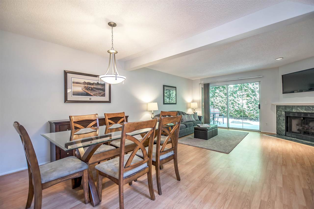 Photo 6: 9263 GOLDHURST TERRACE in Burnaby: Forest Hills BN Townhouse for sale (Burnaby North)  : MLS(r) # R2171039
