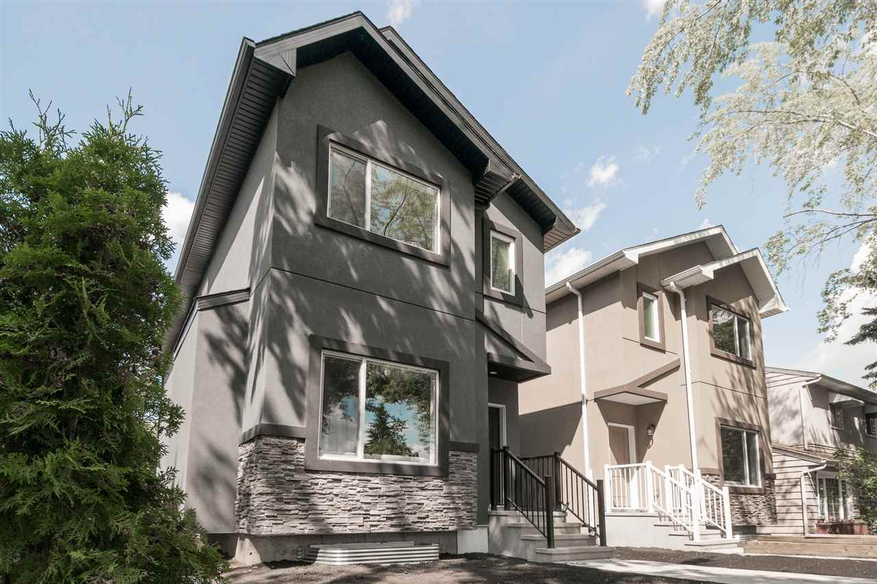 Main Photo: 7624 91 Avenue in Edmonton: Zone 18 House for sale : MLS® # E4071886