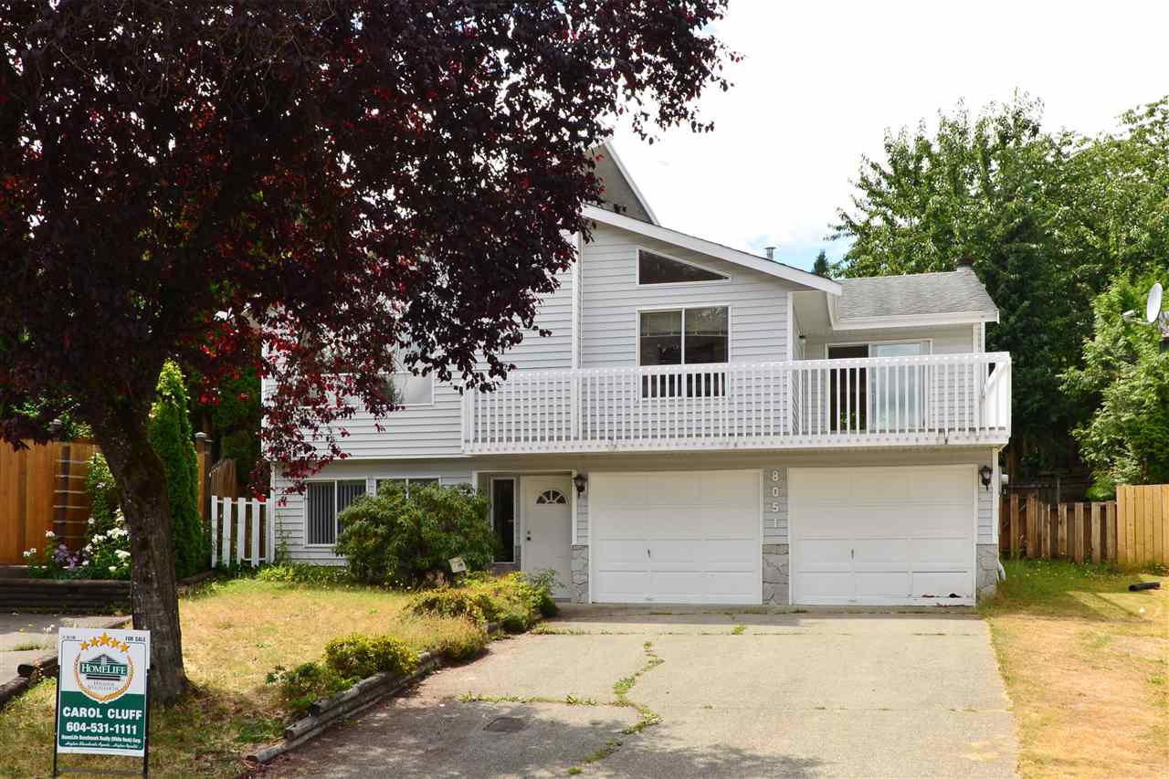 "Main Photo: 8051 138A Street in Surrey: East Newton House for sale in ""EAST NEWTON"" : MLS® # R2190169"
