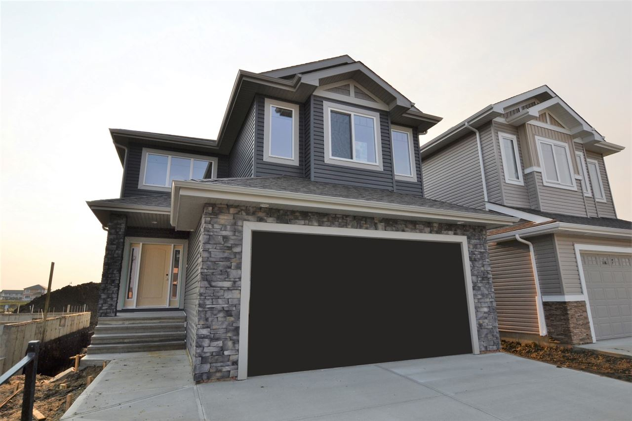 Main Photo: 4891 WRIGHT Drive in Edmonton: Zone 56 House for sale : MLS® # E4079766