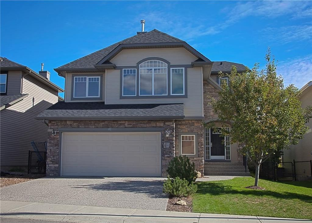Main Photo: 82 DRAKE LANDING Common: Okotoks House for sale : MLS® # C4137553