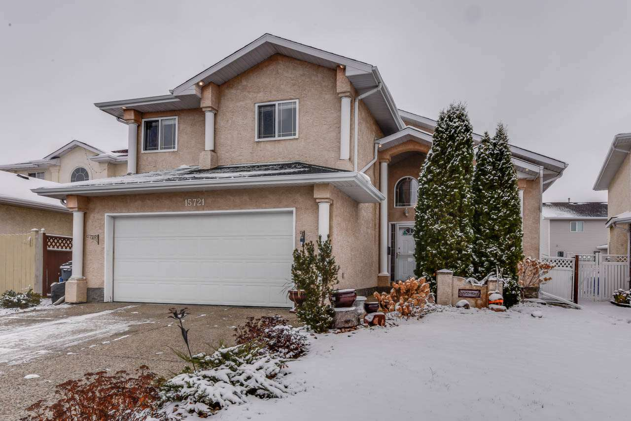 Main Photo: 15721 90 Street in Edmonton: Zone 28 House for sale : MLS® # E4087366