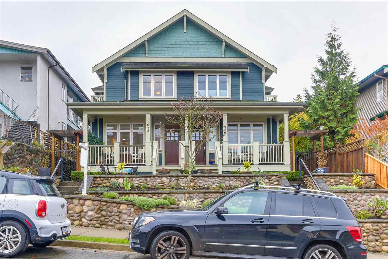 "Main Photo: 1828 E GEORGIA Street in Vancouver: Hastings Townhouse for sale in ""GEORGIA COURT"" (Vancouver East)  : MLS® # R2223833"