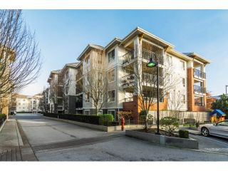 "Main Photo: A111 8929 202 Street in Langley: Walnut Grove Condo for sale in ""The Grove"" : MLS® # R2227004"