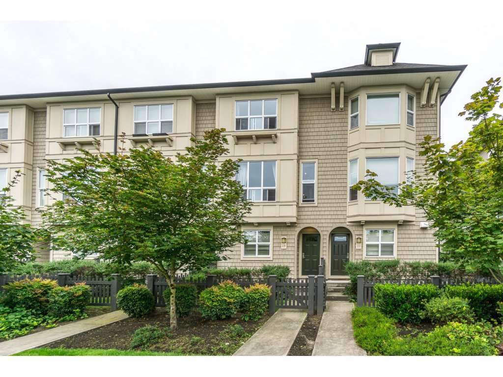 "Photo 1: Photos: 29 7938 209 Street in Langley: Willoughby Heights Townhouse for sale in ""Red Maple Park"" : MLS® # R2229002"