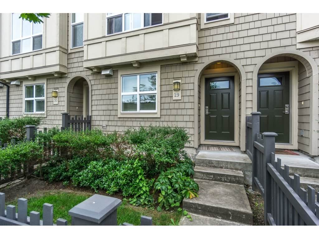 "Photo 2: Photos: 29 7938 209 Street in Langley: Willoughby Heights Townhouse for sale in ""Red Maple Park"" : MLS® # R2229002"