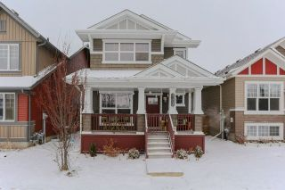 Main Photo: 4176 ORCHARDS Drive SW in Edmonton: Zone 53 House for sale : MLS® # E4092548
