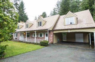 Main Photo: 1181 EDGEWOOD Place in North Vancouver: Canyon Heights NV House for sale : MLS® # R2232306