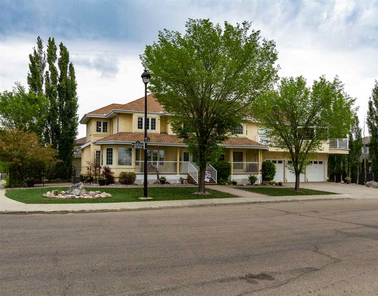 Main Photo: 1056 TORY Road in Edmonton: Zone 14 House for sale : MLS®# E4094389