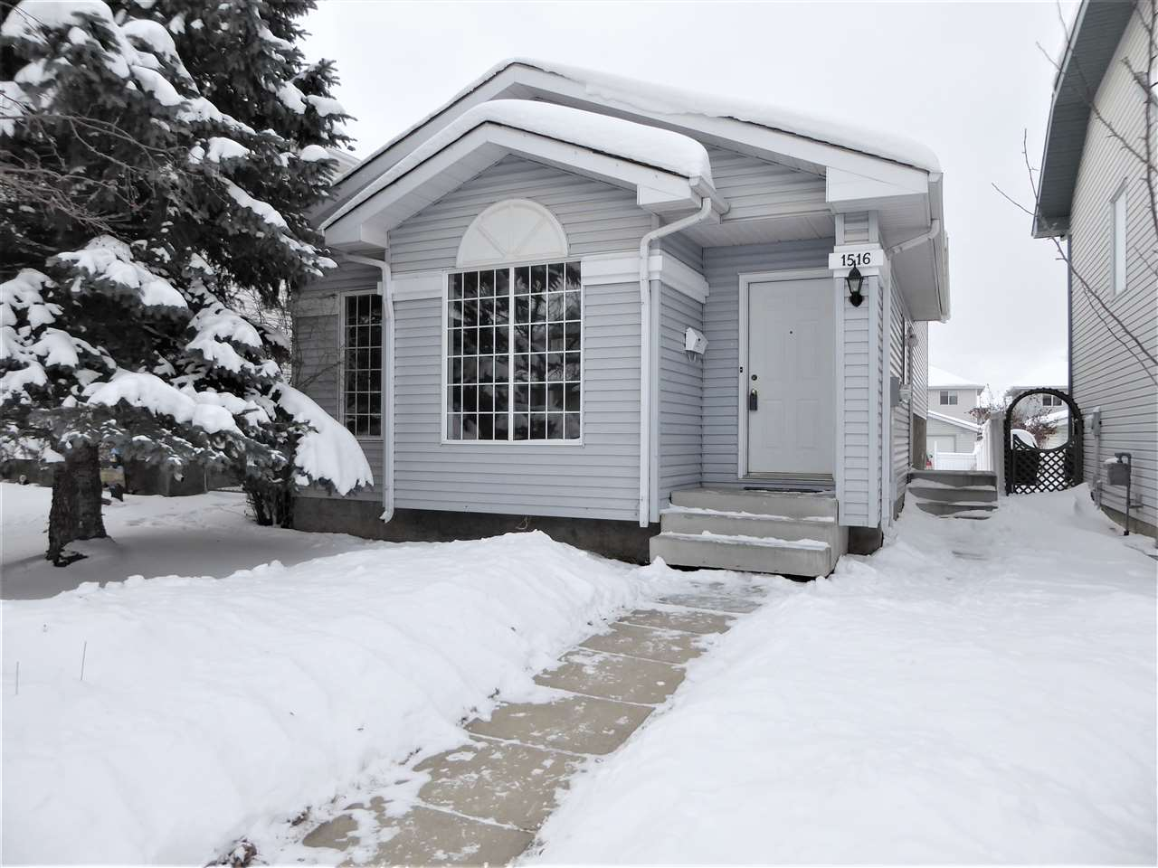 Main Photo: 1516 Jarvis Crescent in Edmonton: Zone 29 House for sale : MLS® # E4096330