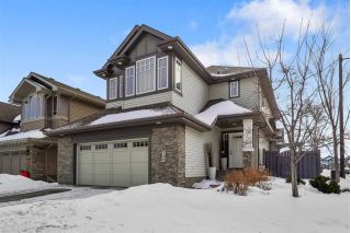 Main Photo: 135 AMBLESIDE Drive SW in Edmonton: Zone 56 House for sale : MLS® # E4101573
