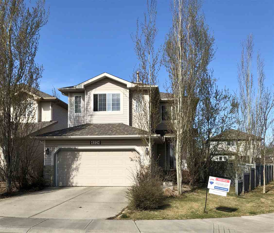 Main Photo: 4524 209 Street in Edmonton: Zone 58 House for sale : MLS®# E4104455