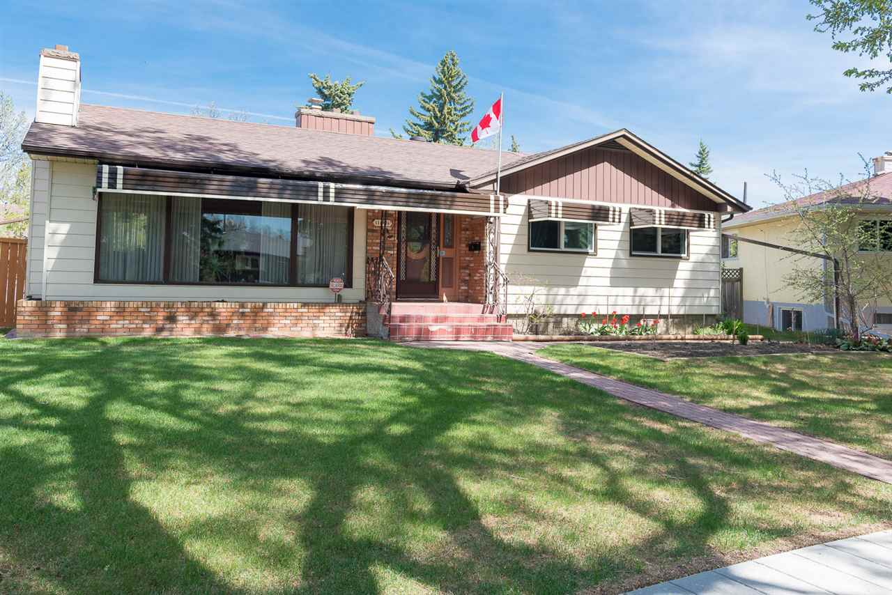 Main Photo: 11031 133 Street in Edmonton: Zone 07 House for sale : MLS®# E4111324
