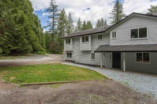 Main Photo: 11634 YEO Street in Mission: Stave Falls House for sale : MLS®# R2306456