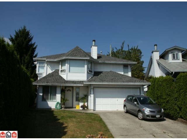 "Main Photo: 19613 WAKEFIELD DR in Langley: Willoughby Heights House for sale in ""Langley Meadows"" : MLS® # F1020740"