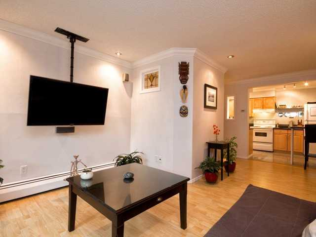 "Main Photo: # 214 1855 NELSON ST in Vancouver: West End VW Condo for sale in ""WESTPARK"" (Vancouver West)  : MLS® # V1031573"