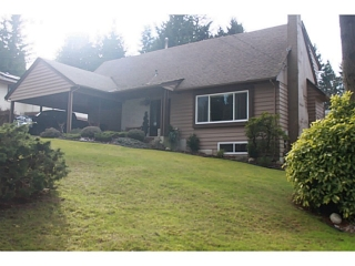 Main Photo: 2302 SUMPTER Drive in Coquitlam: Chineside House for sale : MLS® # V1045054