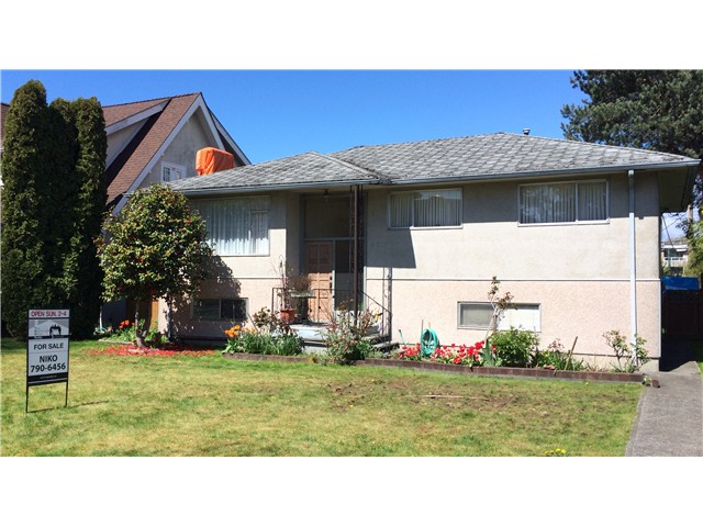 Main Photo: 2465 W 10TH Avenue in Vancouver: Kitsilano House for sale (Vancouver West)  : MLS® # V1059926