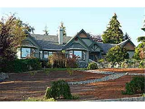 Main Photo: 814 Royal Oak Avenue in VICTORIA: SE Broadmead Single Family Detached for sale (Saanich East)  : MLS® # 162644