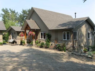 Main Photo: 13793 GOLF COURSE Road in Charlie Lake: Lakeshore House for sale (Fort St. John (Zone 60))  : MLS® # N243003