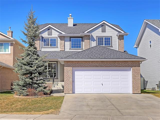 Main Photo: 188 WENTWORTH Close SW in Calgary: West Springs House for sale : MLS® # C4005131